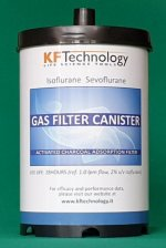 800gr LARGE filter canister FILTER ACTIVATED CHARCOAL