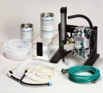 Table Top Laboratory Animal Anesthesia System